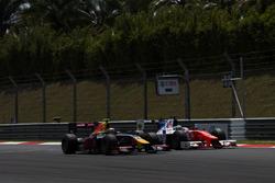 Пьер Гасли, PREMA Racing и Оливер Роуленд, MP Motorsport
