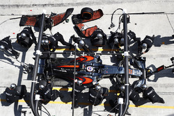 Пит-стоп: Дженсон Баттон, McLaren MP4-31