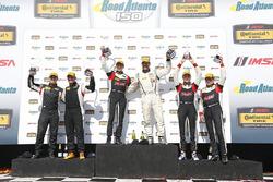 ST Podyum: 1.#17 RS1 Porsche Cayman: Nick Galante, Spencer Pumpelly, 2. #93 HART Honda Civic Si: Chad Gilsinger, Cameron Lawrence, 3. #19 RS1 Porsche Cayman: Greg Strelzoff, Connor Bloum