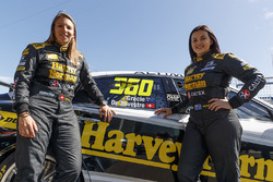 Simona de Silvestro e Renee Gracie, Harvey Norman Supergirls Nissan