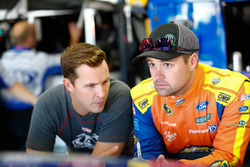 Ricky Stenhouse Jr., Roush Fenway Racing Ford, Trevor Bayne, Roush Fenway Racing Ford