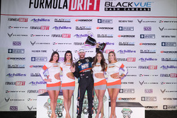 Podium: Chris Forsberg, Formula-Drift-Champion 2016