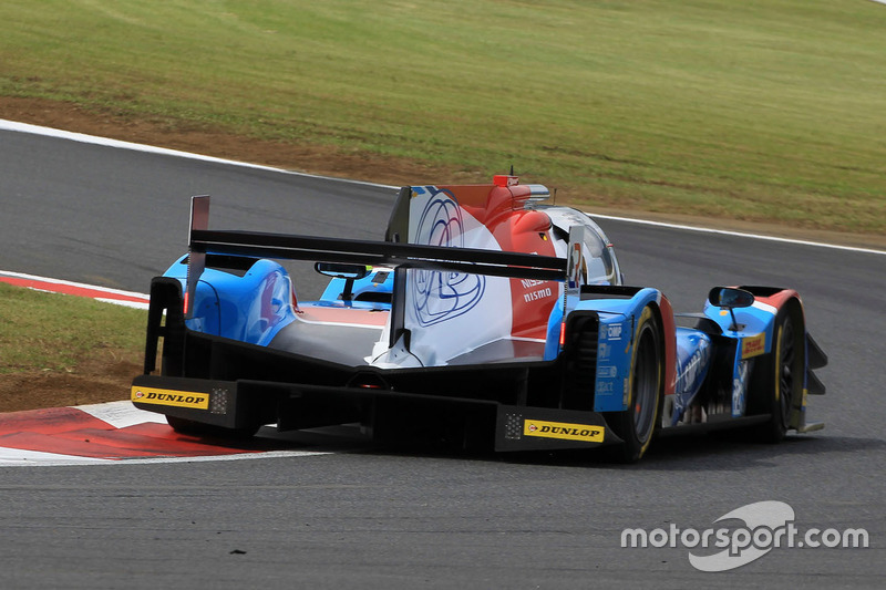 9. LMP2: #37 BR01 - Nissan: Vitaly Petrov, Viktor Shaytar, Kirill Ladygin