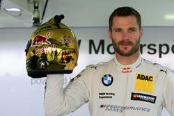 Martin Tomczyk'i özel kask tasarımı, BMW Team Schnitzer