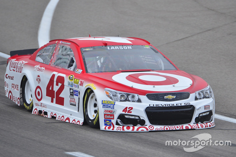 Kyle Larson - Chip Ganassi Racing - Chevrolet