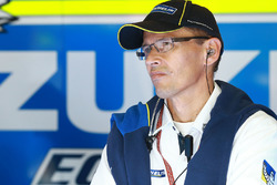 Nicolas Goubert, Deputy Director and Technical Director Michelin Motorsport