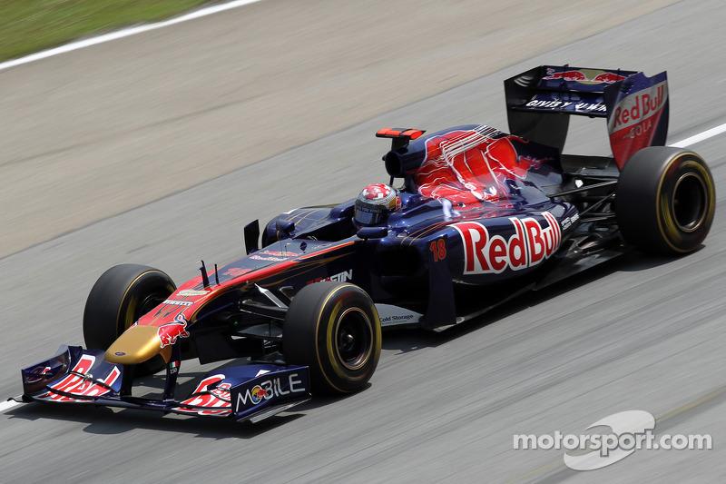 2011: Toro Rosso STR6