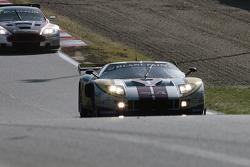 JR Motorsports Nissan GT-R :  Lucas Luhr, Michael Krumm