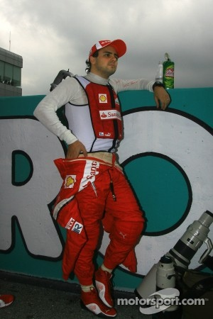 Massa is hoping for improvements