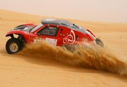 Nizar Al Shanfri's buggy