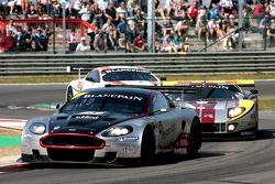 #3 Hexis AMR Aston Martin DB9: Clivio Piccione, Stef Dusseldorp