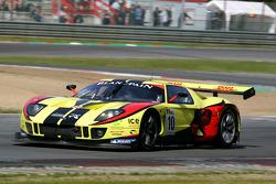 #10 Martin Matzke, Milos Pavlovic; Ford GT Matech; Belgian Racing
