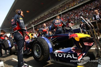 No walkover from Red Bull Racing this year Heidfeld claims