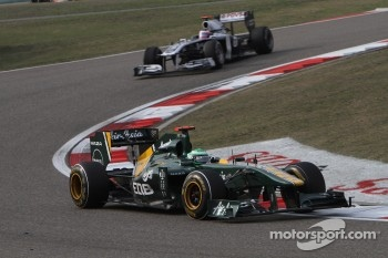 Kovalainen is happy with 16th place