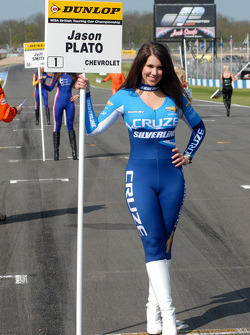 Sophie Fisher, Jason Plato's Grid Girl