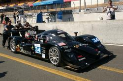 #34 Level 5 Motorsports Lola Coupe-Honda Performance Development
