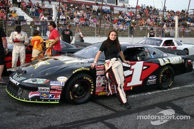 Racers Drive - Jessica Brunelli annoucement