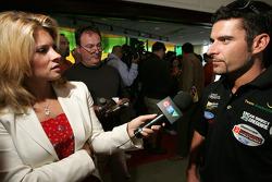 Pre-event press conference: Alex Tagliani
