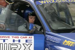 Subaru WRX experience: Cristiano da Matta