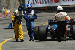 Paul Tracy retires from the race