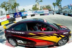 NASCAR driver David Reutimann