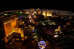 Beautiful Las Vegas by night