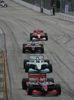 Pace lap: Alex Tagliani
