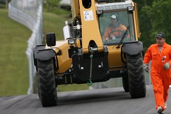 Tractor to the rescue