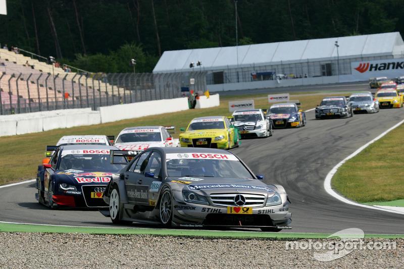 #8: Hockenheim 2011