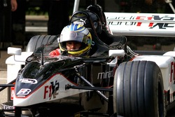 Minardi F1X2 passenger seat