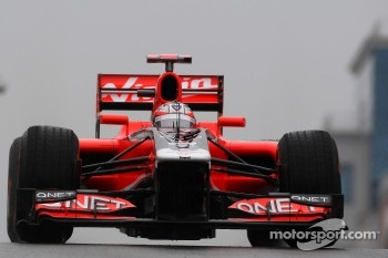 Marussia Virgin eying deal with McLaren and Mercedes