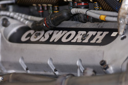 Cosworth engine detail