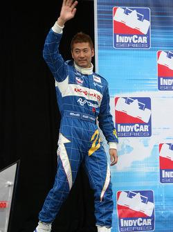Drivers presentation: Roger Yasukawa