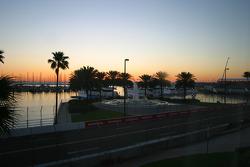 Sunrise on St. Pete