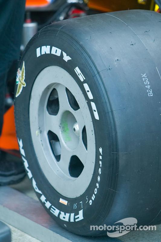 Pneu Indy 500 Firestone
