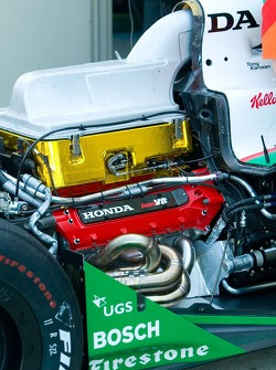 IRL Engines by Honda