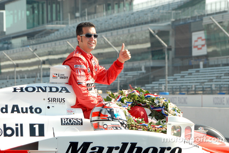 2006 - IRL: Sam Hornish Jr. (Dallara-Honda IR03)