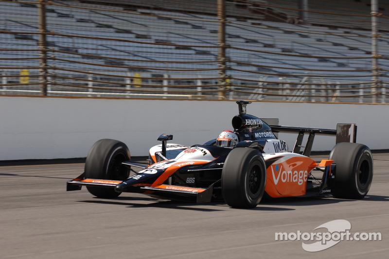 Michael Andretti se raffraichit