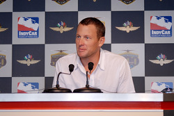 Press conference: Lance Armstrong