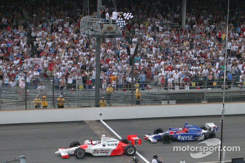 2006 - Sam Hornish Jr., Dallara/Honda