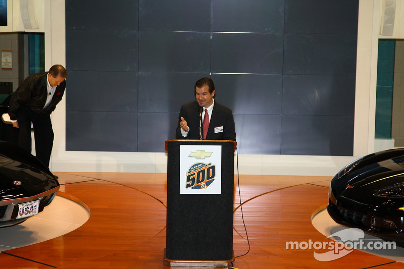 IMS President and Chief Operating Officer Joie Chitwood