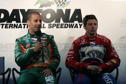Press conference: Tony Kanaan and Marco Andretti