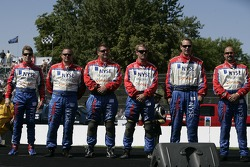 Drivers introduction: Marco Andretti and his team