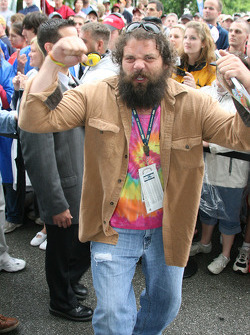 Rupert Boneham of Survivor