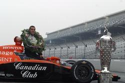 91ый победитель Индианаполис 500: Дарио Франкитти