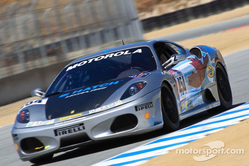 #454 Ferrari of Ft. Lauderdale Ferrari F430 Challenge: Rob Metka