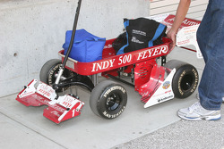 World's fastest little red wagon