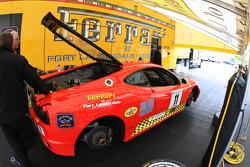 #11 Ferrari of Ft. Lauderdale Ferrari F430 Challenge: Tim Rosner