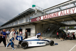 Josef Newgarden, Sam Schmidt Motorsports