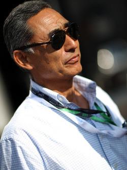 Hiroshi Yasukawa, Genel Müdür, Bridgestone Motorsport